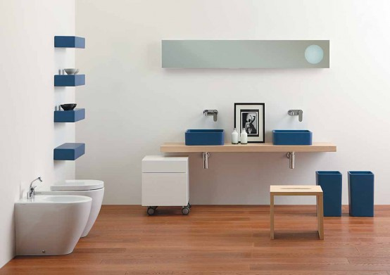Modern Small Bathroom Wash Basin Ideas