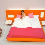 Colorful Bed Design Ideas