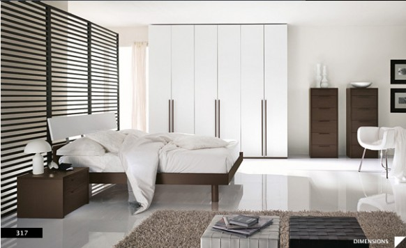 Beautiful Modern Bedroom 2011