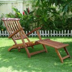 Modern Outdoor Chaise Lounge 2011