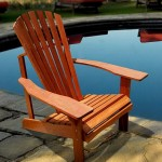 Outdoor Teak Club Chairs