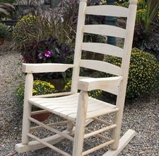 Outdoor Wooden Rockers