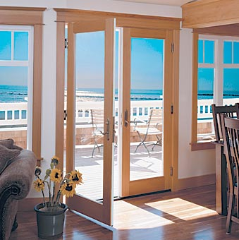 Outdoor French Doors