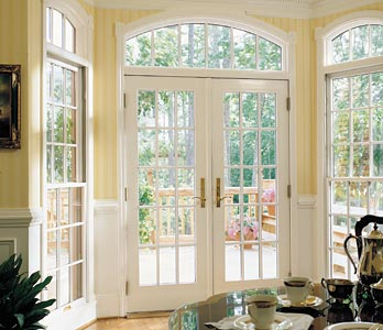 French Style Patio Doors Home Designs Project