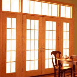 Peachtree patio doors home designs project for Peachtree exterior doors