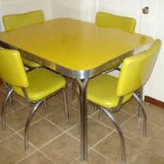 Formica Laminate Table