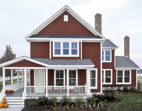 Exterior Color Combination for your Home