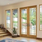 Replacing patio doors