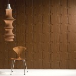 Decorative wall paneling design