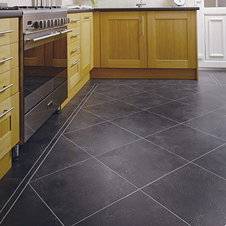 Slate Kitchen Floor Tiles Ideas Home Designs