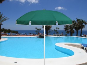 Commercial Pool Umbrellas