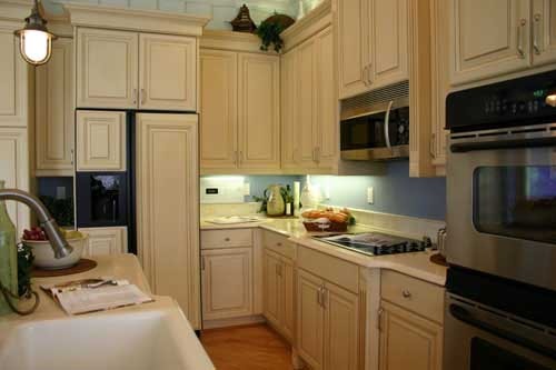 Remodeling a Small Kitchen