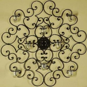 Decorative Wall Grill