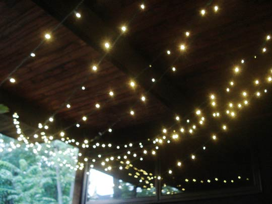 Patio Hanging Lights