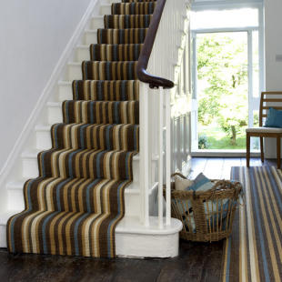 "Sisal Stair Runner, The ""rolls royce of natural floorings"""