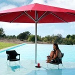 Large Outdoors Umbrellas
