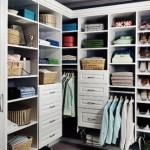 Build your own closet organizer