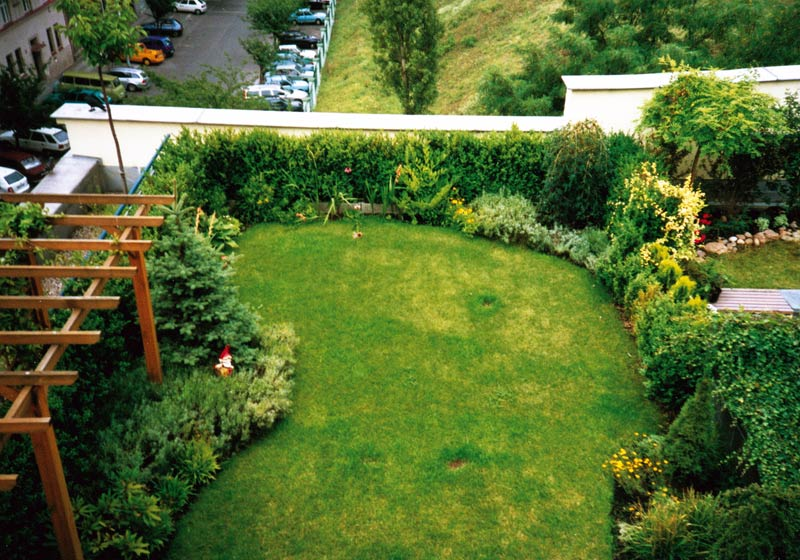 Roof garden design ideas roof garden design new york for Rooftop landscape design