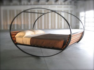 Unbelievable Mood Rocking Bed