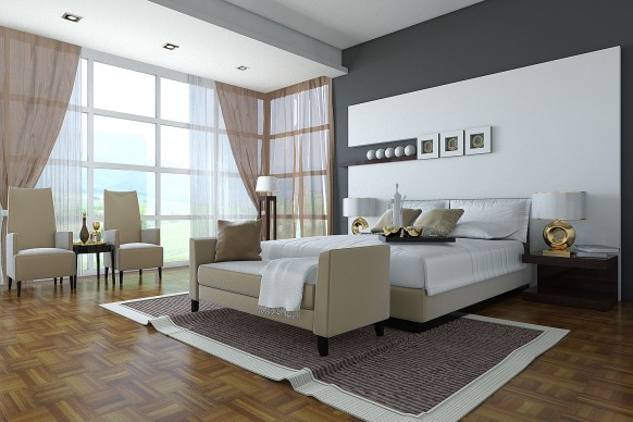 Attractive Designer Bedrooms