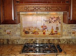 Pictures of Kitchen Backsplashes