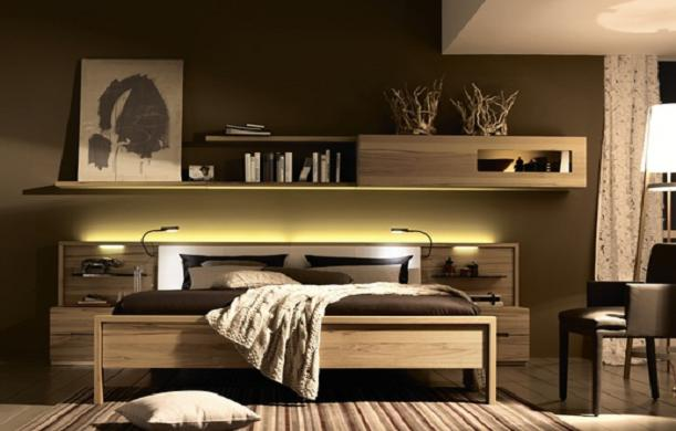 headboards with built in lights