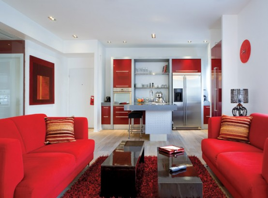 Red Home Decor Ideas