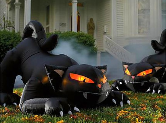 Air Toys for Halloween