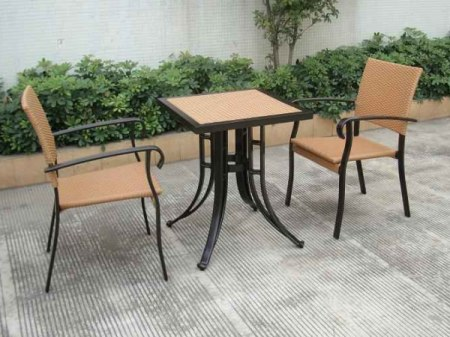 Aluminum Bistro Chairs Sale