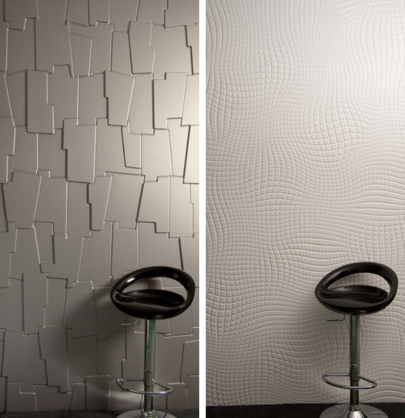Decorative wall panels Muraspec