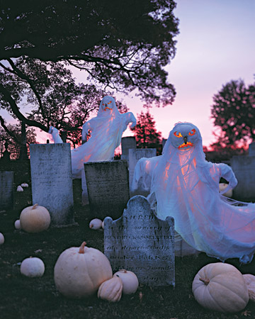 Halloween Lawn Decorations Ideas