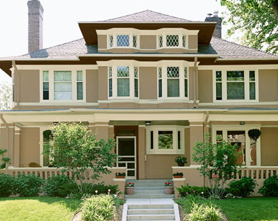 House Painting Schemes Exteriors