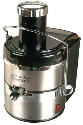 Jack Lalanne Juicer manual parts