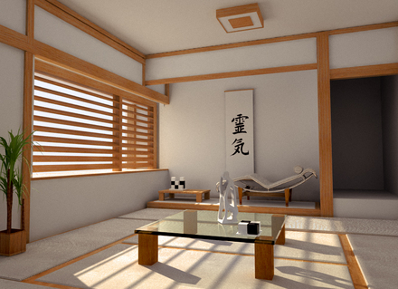 Japanese apartment interior design pictures home designs for Apartment interior design japan