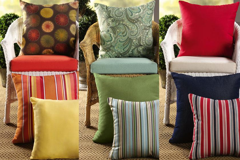 Patio chair cushions clearance - Outdoor Chair Cushions Clearance Sale Home Designs Project