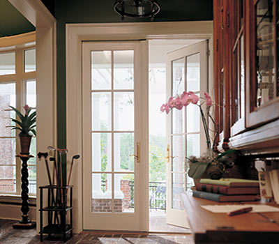 Pella French Doors Locks