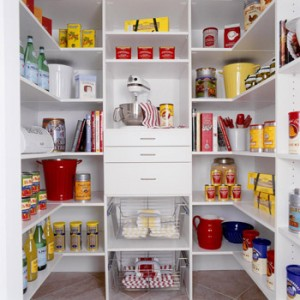 litchen pantry storage systems