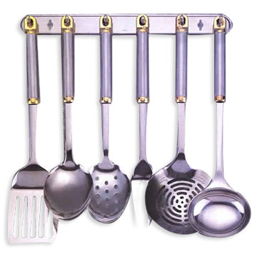 stainless steel kitchen tool set home designs project