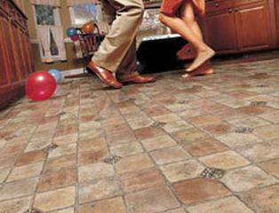 Stainmaster Ressilient Flooring