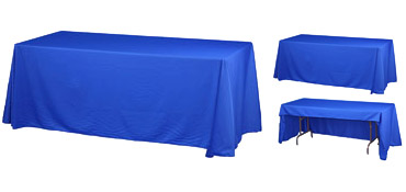 Trade show table covers wholesale
