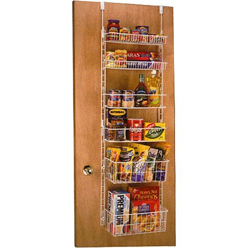 Walk in pantry storage systems