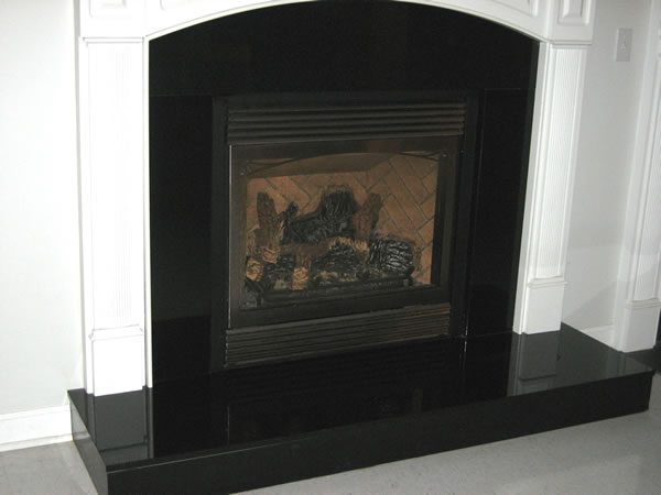 Marble fireplace surround ideas | Marble fireplace ...