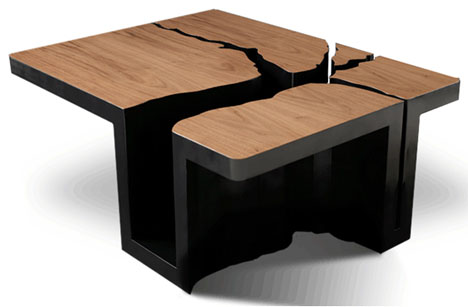 coffee table design ideas wood | Home Designs Project