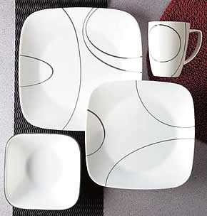 corelle dinnerware patterns vintage