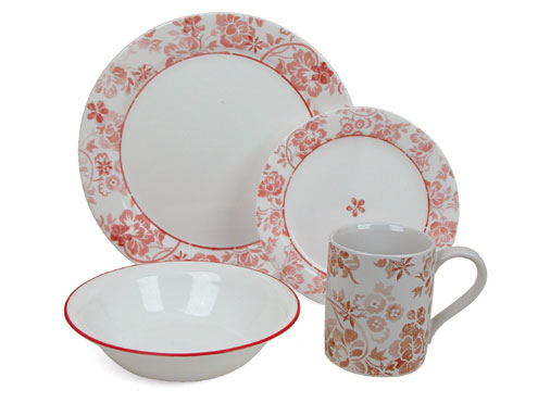 corelle dinnerware patterns