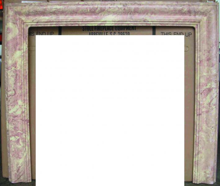 cultured marble fireplace surrounds