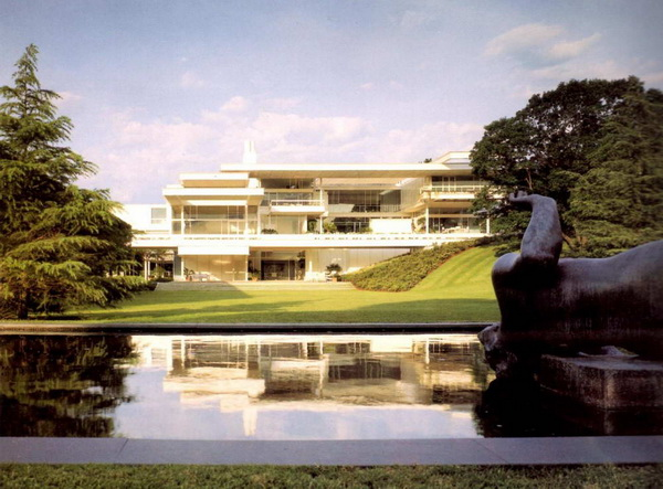 Dream Home Design USA From Paul Rudolph