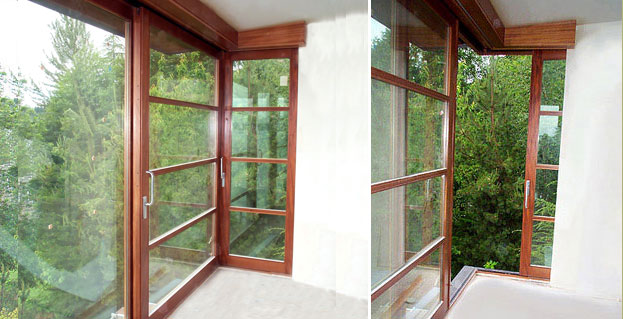 Exterior sliding glass pocket doors home designs project for Sliding glass front door