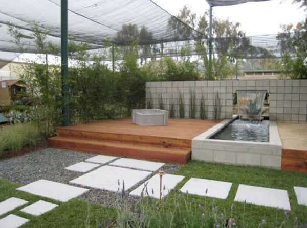 garden fountain design ideas photos