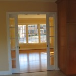 glass pocket doors lowes